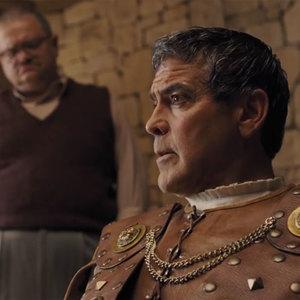 جرج کلونی در نمایی از فیلم «درود بر سزار!»
