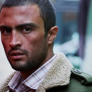 امیر جدیدی در نمایی از فیلم «پایان خدمت» ساخته حمید زرگرنژاد