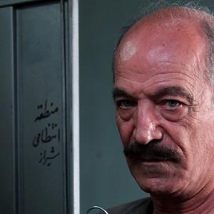 سعید راد در نمایی از فیلم «پایان خدمت» ساخته حمید زرگرنژاد