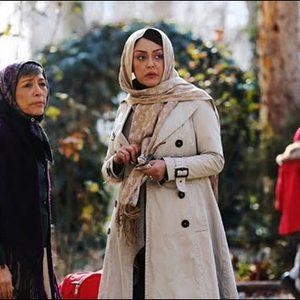 شقایق فراهانی و فهیمه رحیم نیا در فیلم خانوم