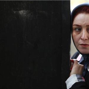 ژاله صامتی در نمایی از فیلم «دراکولا»