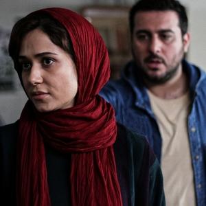 پریناز ایزدیار و محسن کیایی در نمایی از فیلم «یک روز بخصوص» ساخته همایون اسعدیان