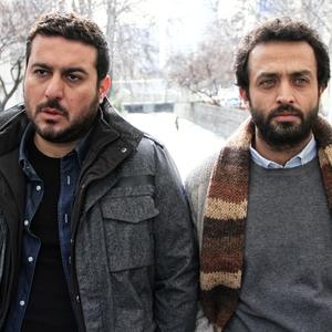 محسن کیایی و مصطفی زمانی در نمایی از «یک روز بخصوص» ساخته همایون اسعدیان