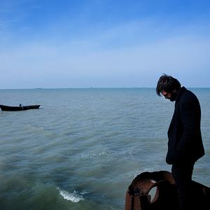 هادی دیباجی در نمایی از فیلم «تابو»
