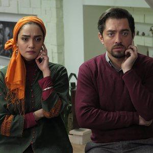 بهرام رادان و میترا حجار در فیلم آتش بس 2