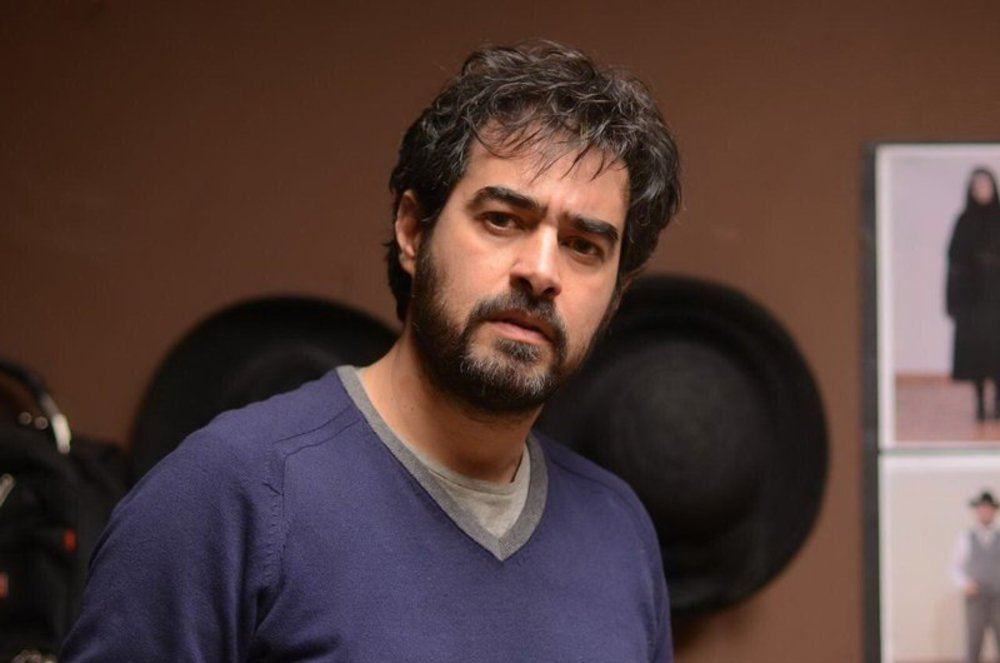شهاب حسینی در نمایی از «فروشنده» ساخته اصغر فرهادی