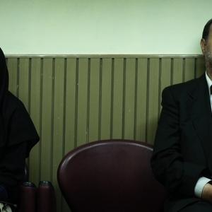 نگار حسن زاده و بهنام حميدي فرد در نمایی از فیلم «پات» ساخته امیر تودهروستا