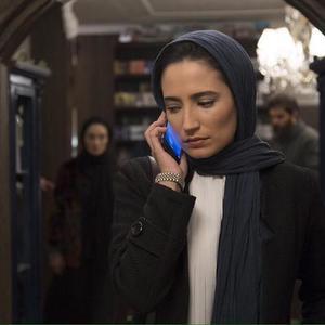 نگار جواهريان در نمایی از فیلم «دوئت»