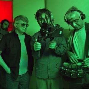 الکساندر سوکوروف، کارگردان مطرح روس در پشت صحنه فیلم «هجوم» شهرام مکری