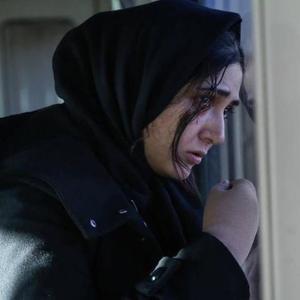 باران کوثری در نمایی از فیلم «خنده هاي آتوسا»