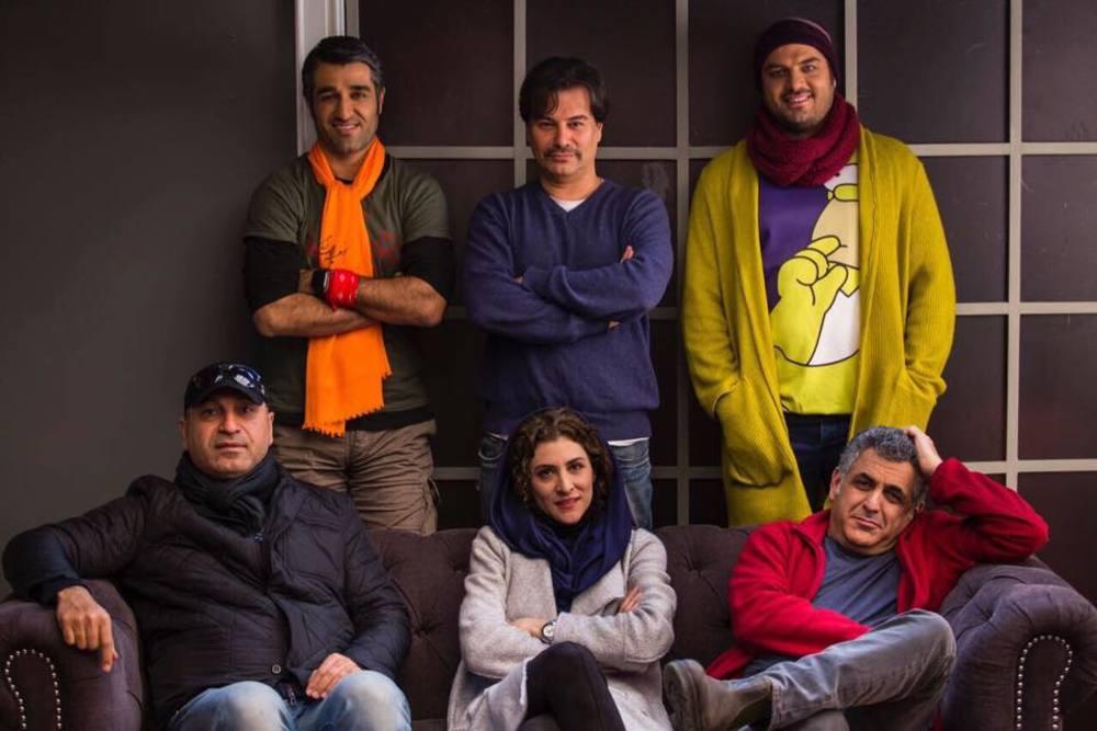 پیمان قاسمخانی، کارگردان و بازیگران فیلم «خوب، بد، جلف»