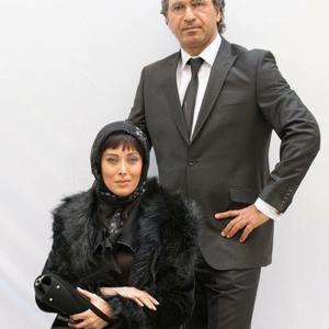 مهتاب کرامتی و حمید فرخنژاد بازیگران فیلم «زندگی خصوصی آقا و خانم میم»