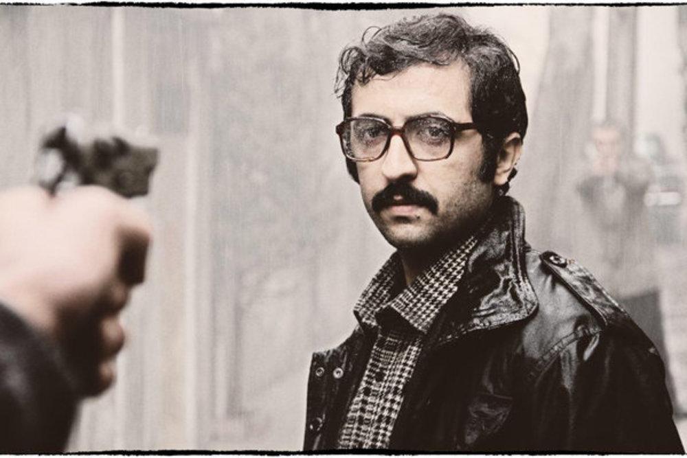 بهروز شعیبی در نقش شهید مجید شریف واقفی در فیلم «سیانور»