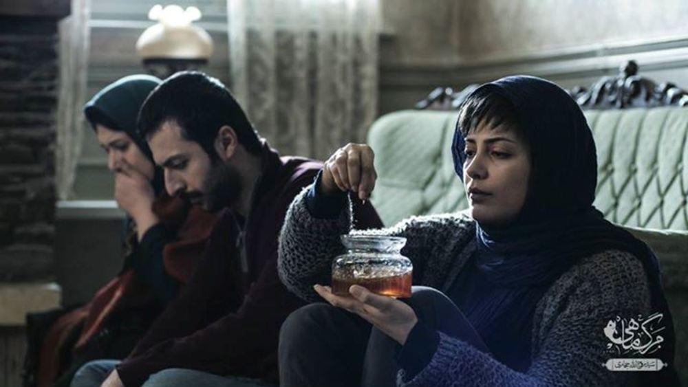 فیلم «مرگ ماهی» با بازی طناز طباطبايی