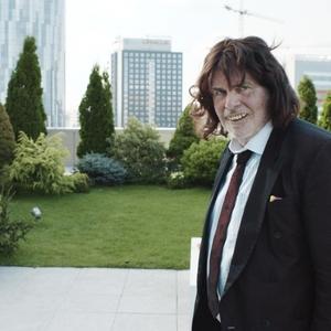 پیتر سیمونیچک در فیلم «تونی اردمن»(Toni Erdmann)