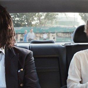 پیتر سیمونیچک و زاندرا هولر در فیلم «تونی اردمن»(Toni Erdmann)