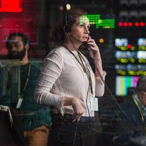 جولیا رابرتز در فیلم «هیولای پول»(money monster)