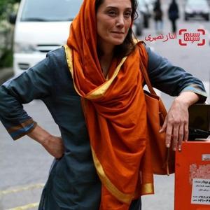 هدیه تهرانی در اکران مردمی فیلم «پات»