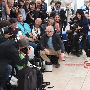 کن لوچ در فتوکال فیلم «من، دانیل بلک» در جشنواره فیلم کن 2016