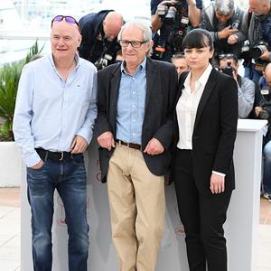فتوکال فیلم «من، دانیل بلک» در جشنواره فیلم کن 2016