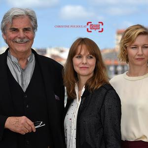فتوکال فیلم «تونی اردمن»(Toni Erdmann) در جشنواره فیلم کن 2016