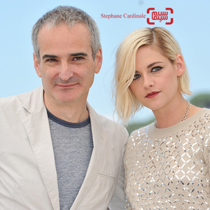الیویه آسایاس و کریستن استوارت در فتوکال فیلم «خریدار شخصی»(Personal Shopper) در جشنواره فیلم کن 2016