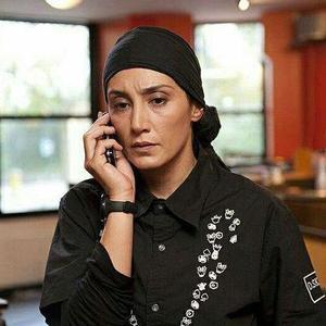 هدیه تهرانی در نمایی از فیلم «یک روز دیگر»