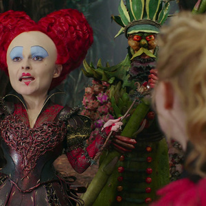 «آلیس آنسوی آینه»(Alice Through the Looking Glass)