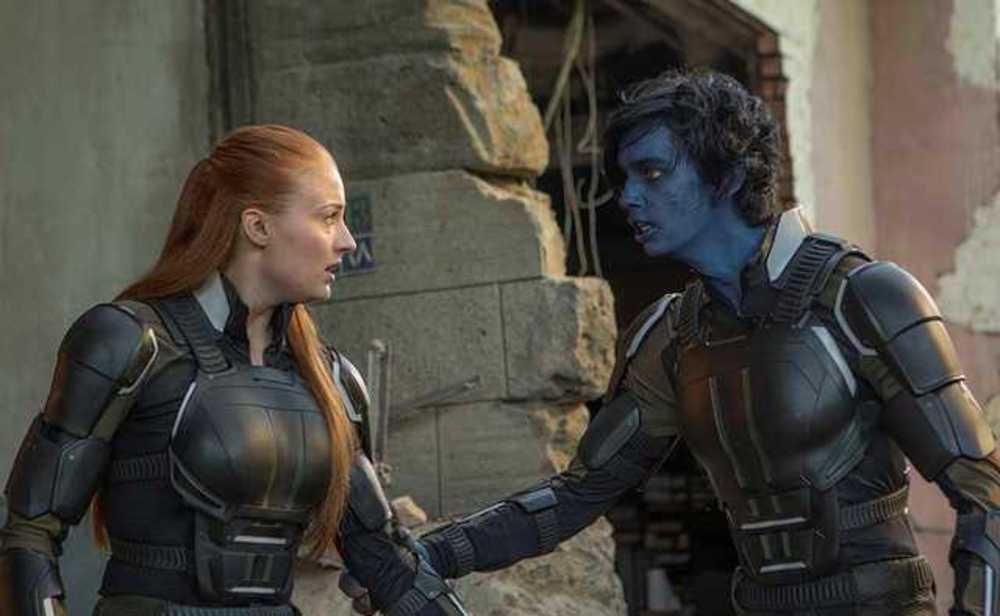فیلم «مردان ایکس: آپوکالیپس»(X-Men: Apocalypse) با بازی سوفی ترنر و کدی اسمیت مکفی