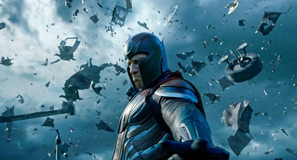 مایکل فاسبندر در فیلم «مردان ایکس: آپوکالیپس»(X-Men: Apocalypse)
