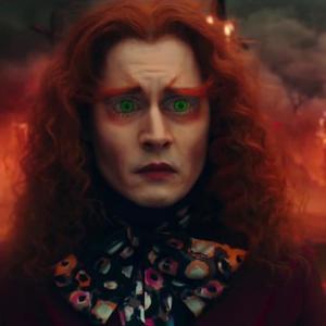فیلم «آلیس آنسوی آینه»(Alice Through the Looking Glass)