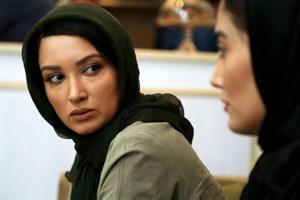 روناک یونسی در نمایی از سریال «آسپرین»