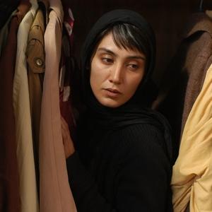 هدیه تهرانی در نمایی از فیلم «چهارشنبه سوری»
