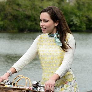 امیلیا کلارک در فیلم «من قبل از تو»(Me Before You)