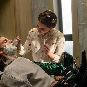 امیلیا کلارک و سم کلافلین در فیلم «من قبل از تو»(Me Before You)
