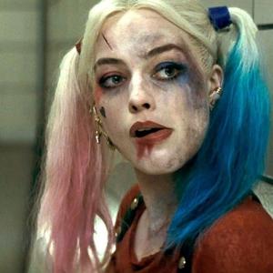 مارگو رابی در نمایی از فیلم «جوخه خودکشی»(Suicide Squad)