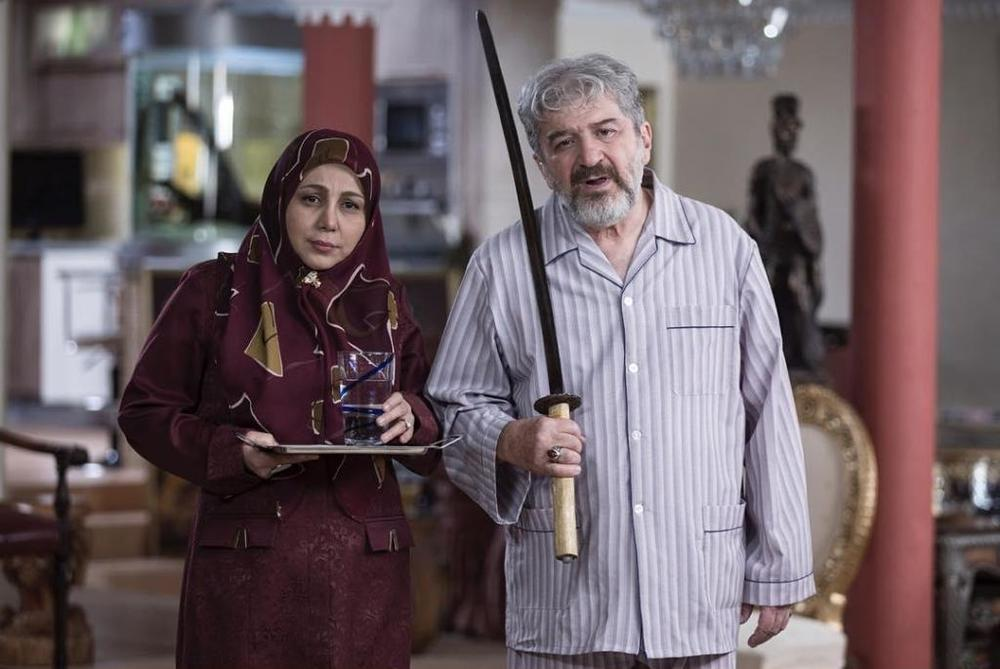 فیلم «پنجاه کیلو آلبالو» با بازی امید روحانی و بهنوش بختیاری