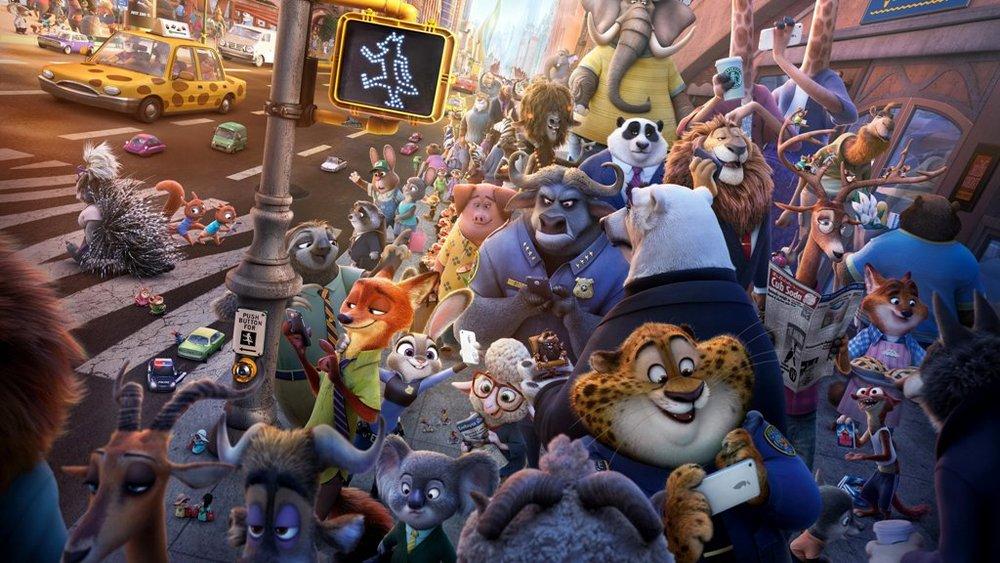فیلم انیمیشن «زوتوپیا»