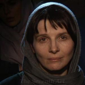 ژولیت بینوش در فیلم «شیرین» عباس کیارستمی