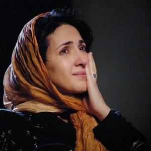 فاطمه گودرزی در فیلم «شیرین» عباس کیارستمی