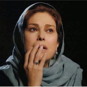 مهرانه مهین ترابی در فیلم «شیرین» عباس کیارستمی