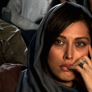 مهتاب کرامتی در فیلم «شیرین» عباس کیارستمی