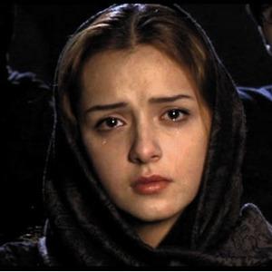 ترانه علیدوستی در فیلم «شیرین» عباس کیارستمی