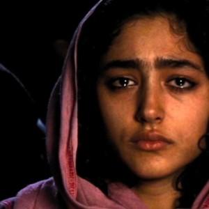 گلشیفته فراهانی در فیلم «شیرین» عباس کیارستمی