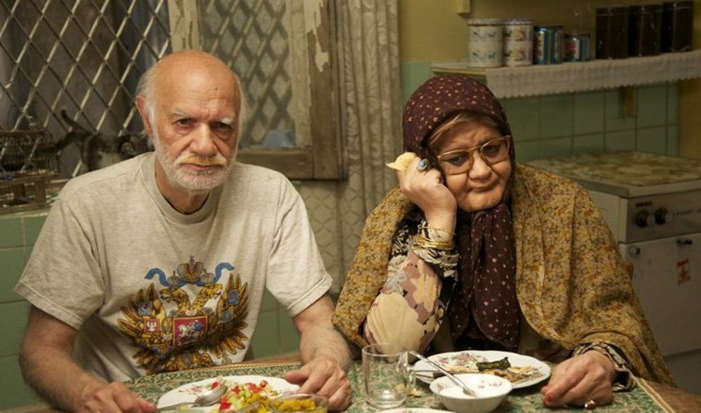 فیلم «خوابم میآد» با بازی اکبر عبدی و ناصر گیتیجاه