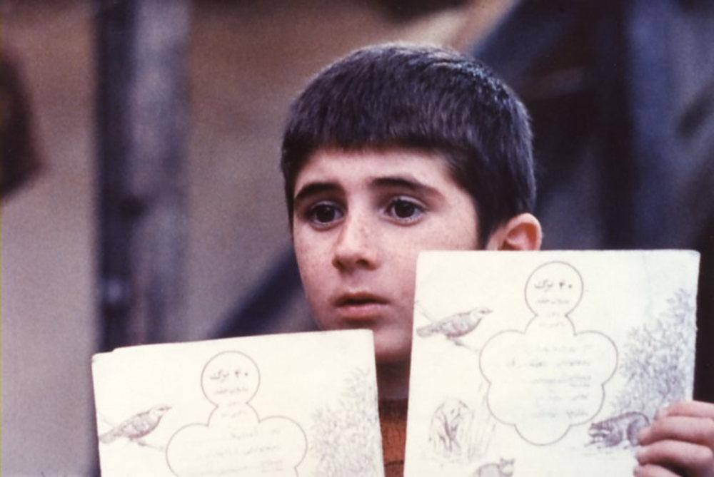 فیلم «خانه دوست کجاست؟»(Where Is the Friend's Home) ساخته عباس کیارستمی