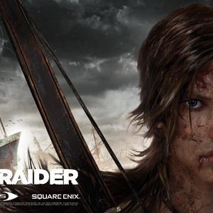 عکسی از بازی «توم ریدر» نسخهی 2013(فیلم بر اساس این قست از بازی ساخته می شود)