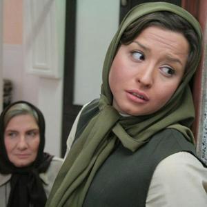 فیلم «پشت در خبری نیست» با بازی مهراوه شريفینيا