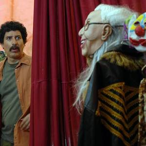 فیلم «دزد و پری» با بازی رامین ناصر نصیر و حمید کاشانی