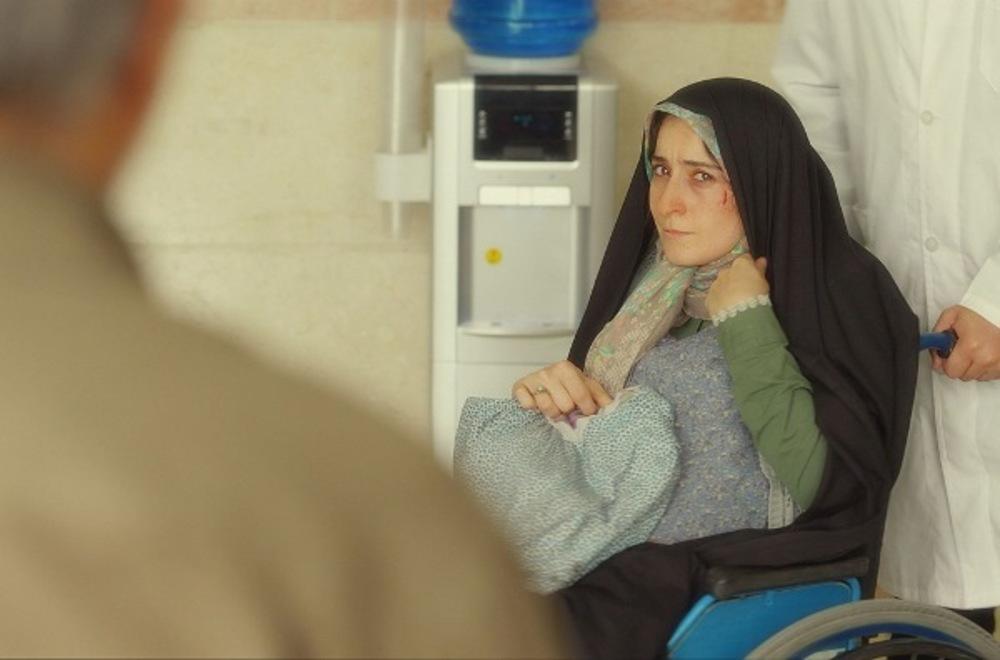 """سهیلا گلستانی در فیلم """" امروز"""""""